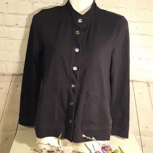 CROFT&BARROW Blazer/ jacket size PXS Blue marine